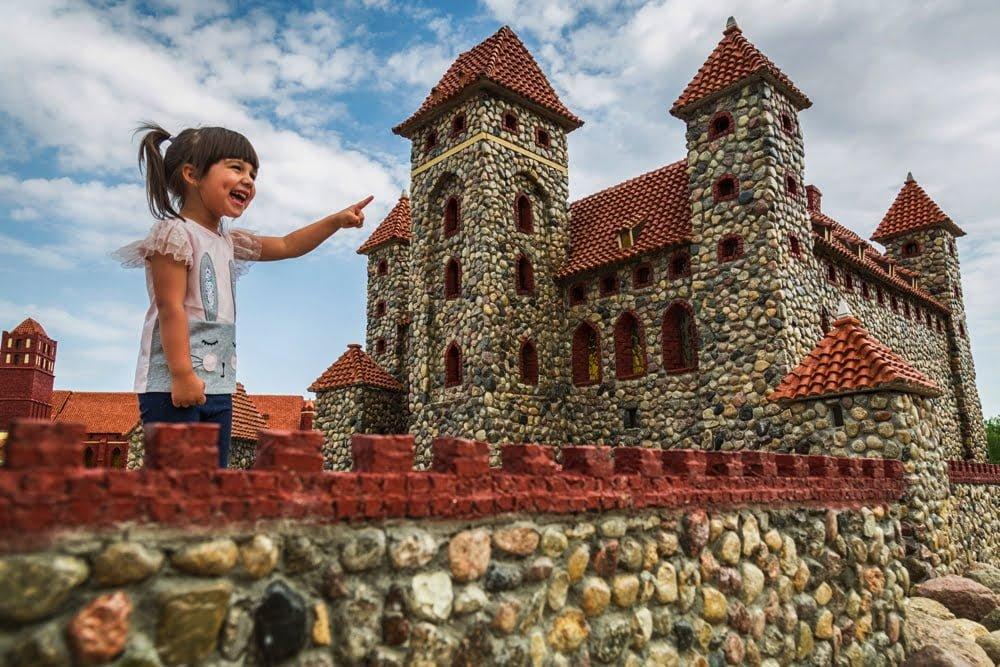 Park miniatur w Polsce