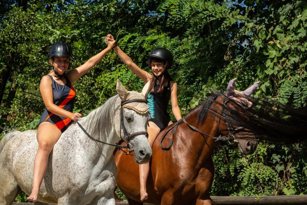 Zajęcia z jazdy konnej