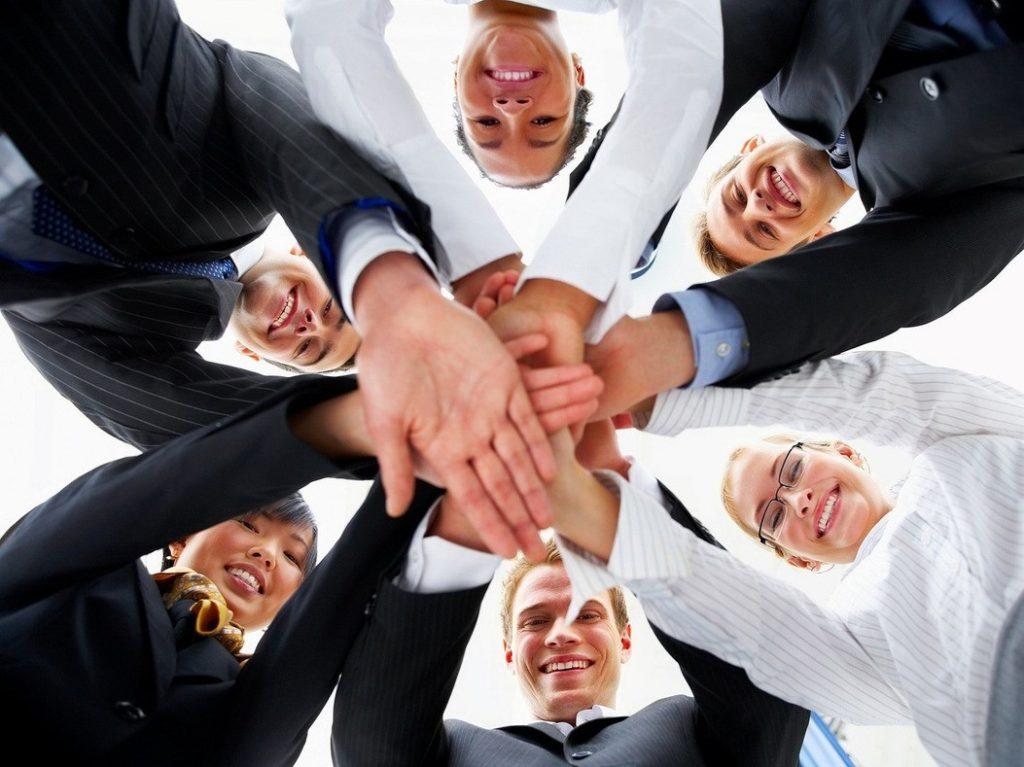 Impreza firmowa - zespół