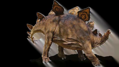 stegozaur jurapark bałtów