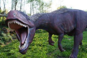 dinozaury allozaur