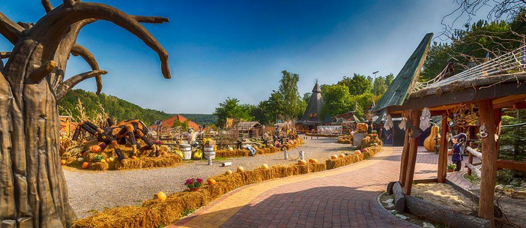 sabatówka wioska słowiańska