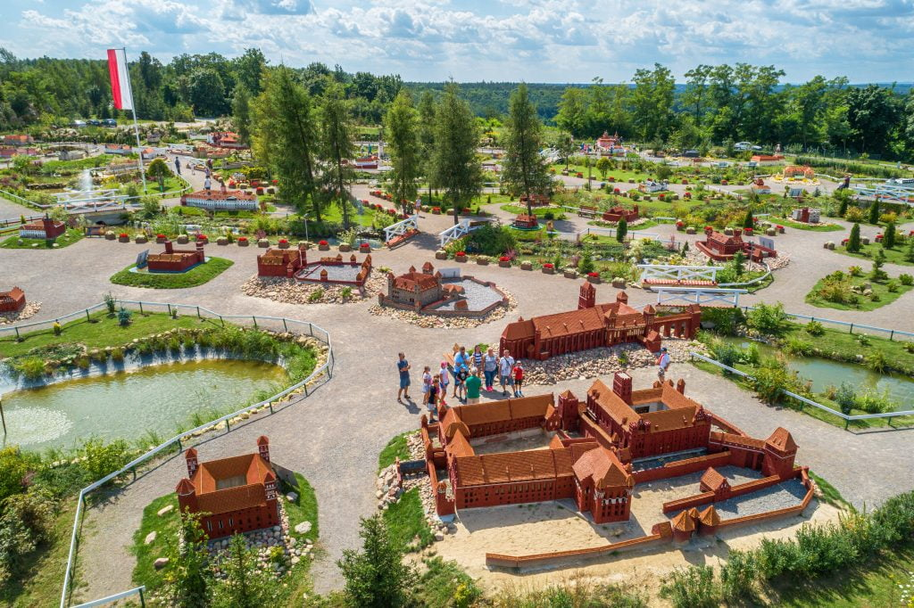 Park Miniatur baltow polska